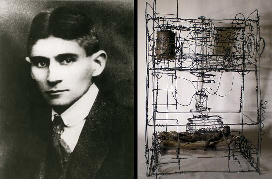 An analysis of the penal colony by franz kafka
