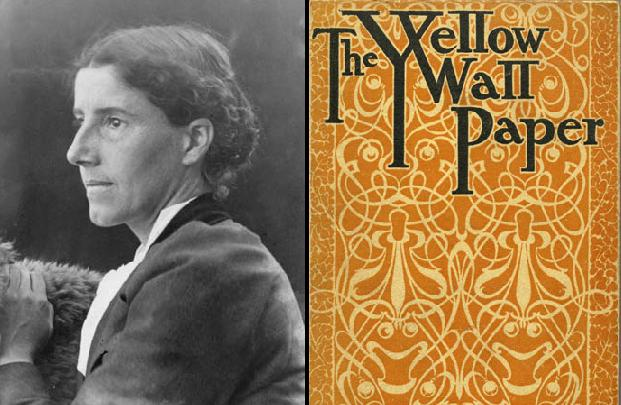 The Yellow Wallpaper : Gilman's Techniques for Portraying Oppression of Women