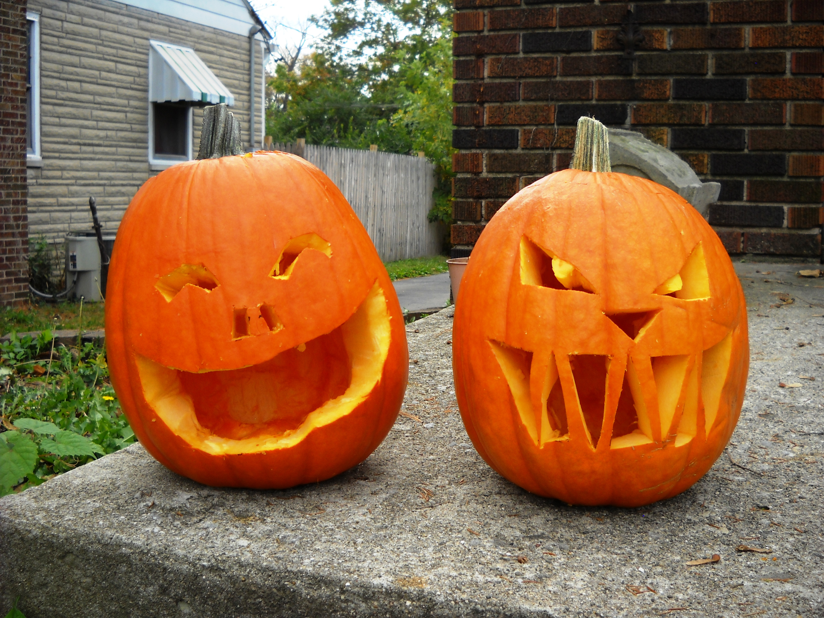 Halloween countdown carve a jack o lantern joanna