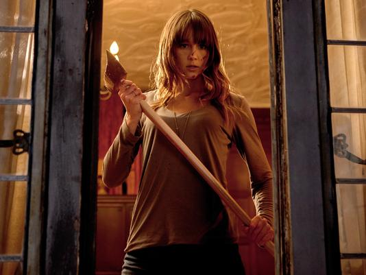 "Feminist Horror in ""You're Next"" 