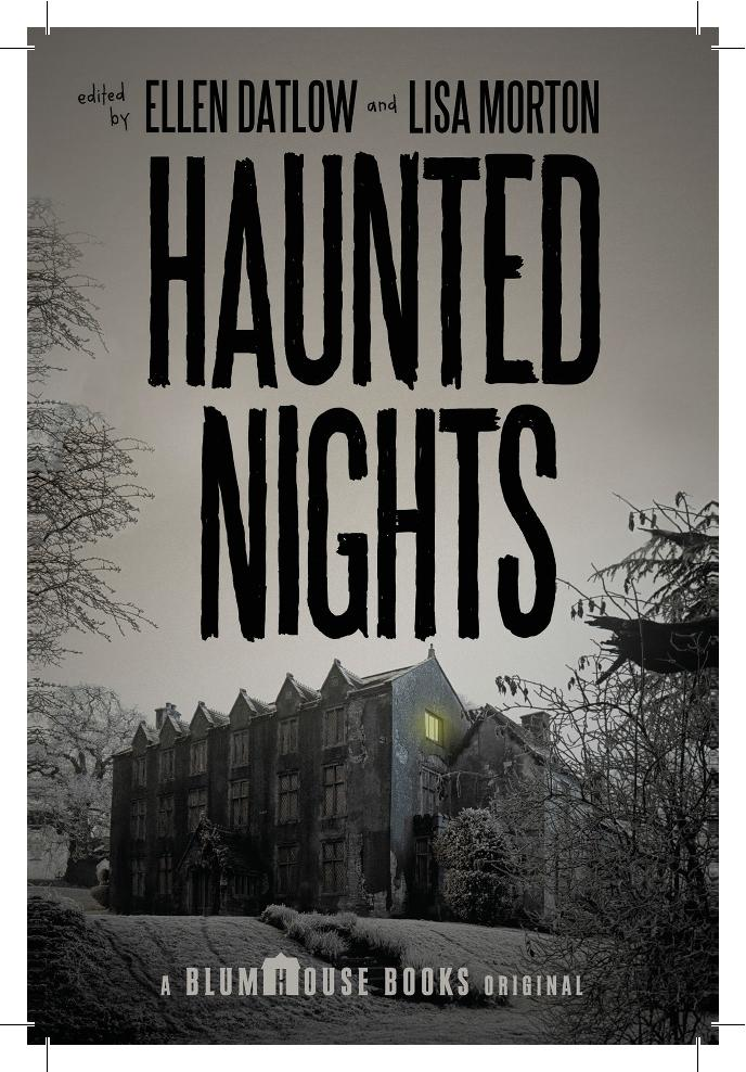 Haunted Nights Poster
