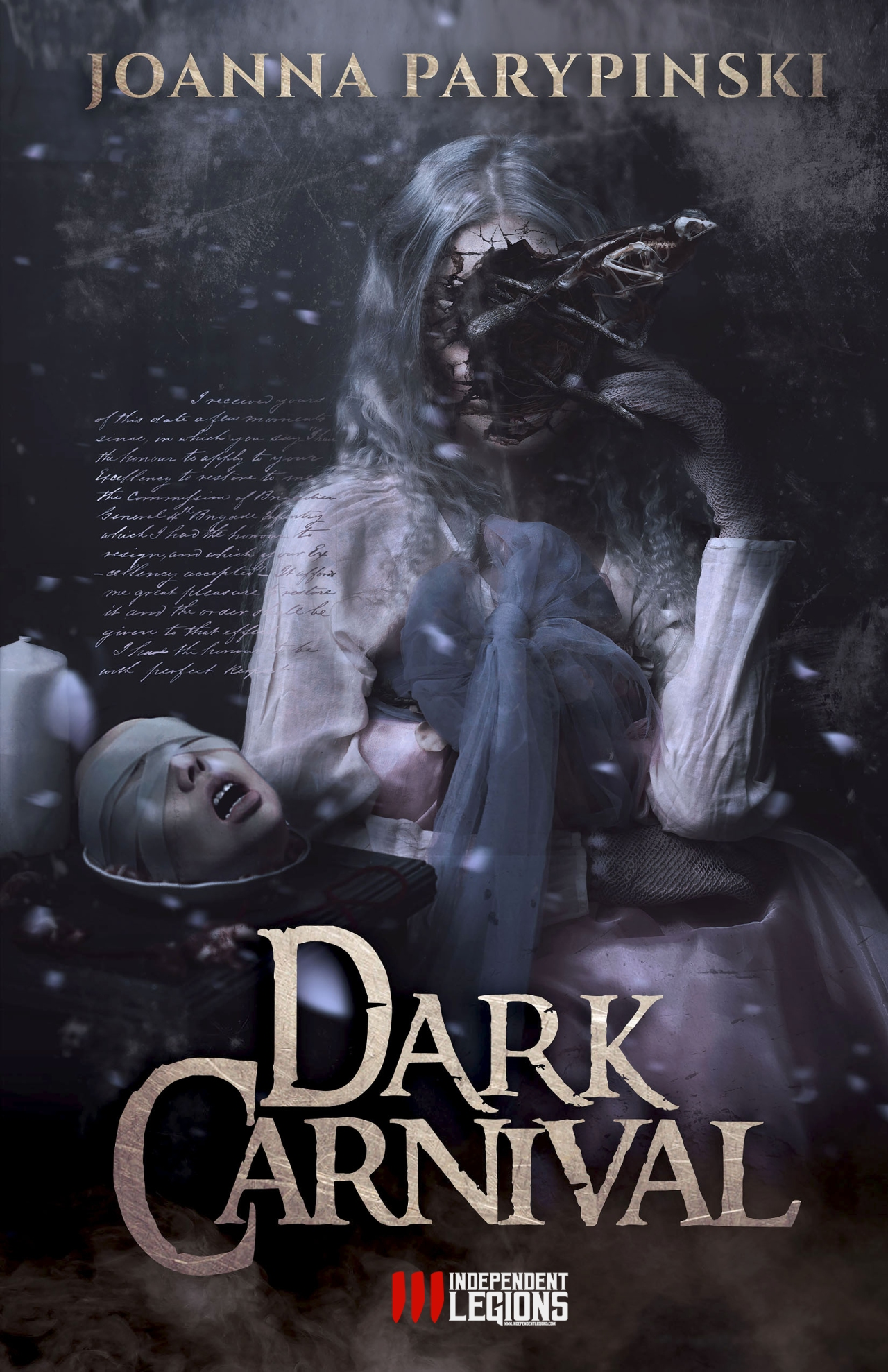 DARK CARNIVAL Cover Reveal