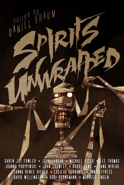 SPIRITS UNWRAPPED Interview